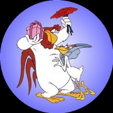 Foghorn and Prissy